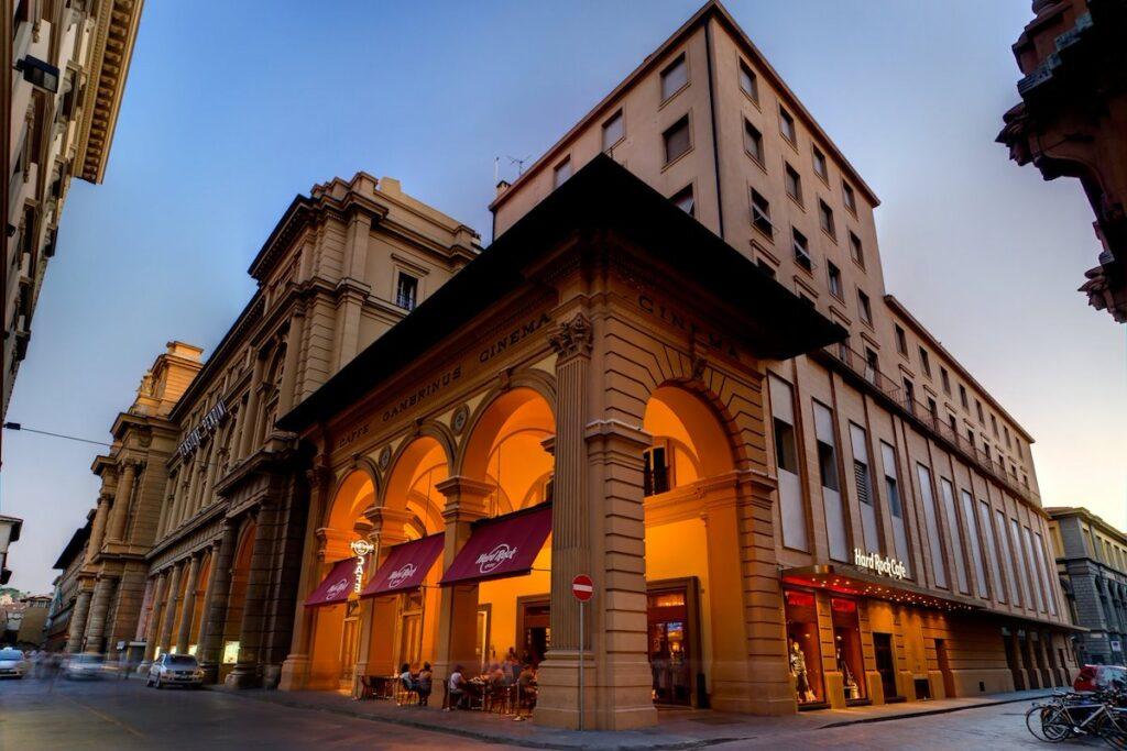 Hard Rock Cafè Firenze