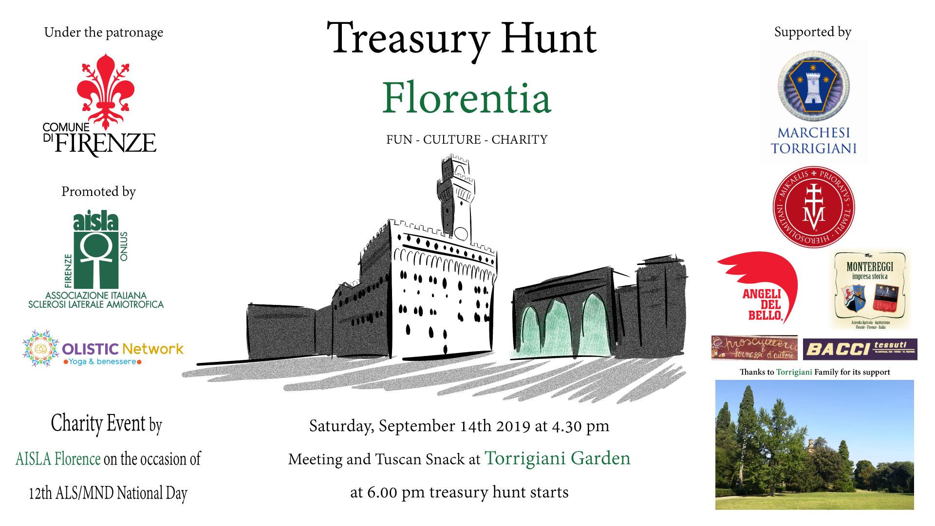 Florentia Trasury Hunt