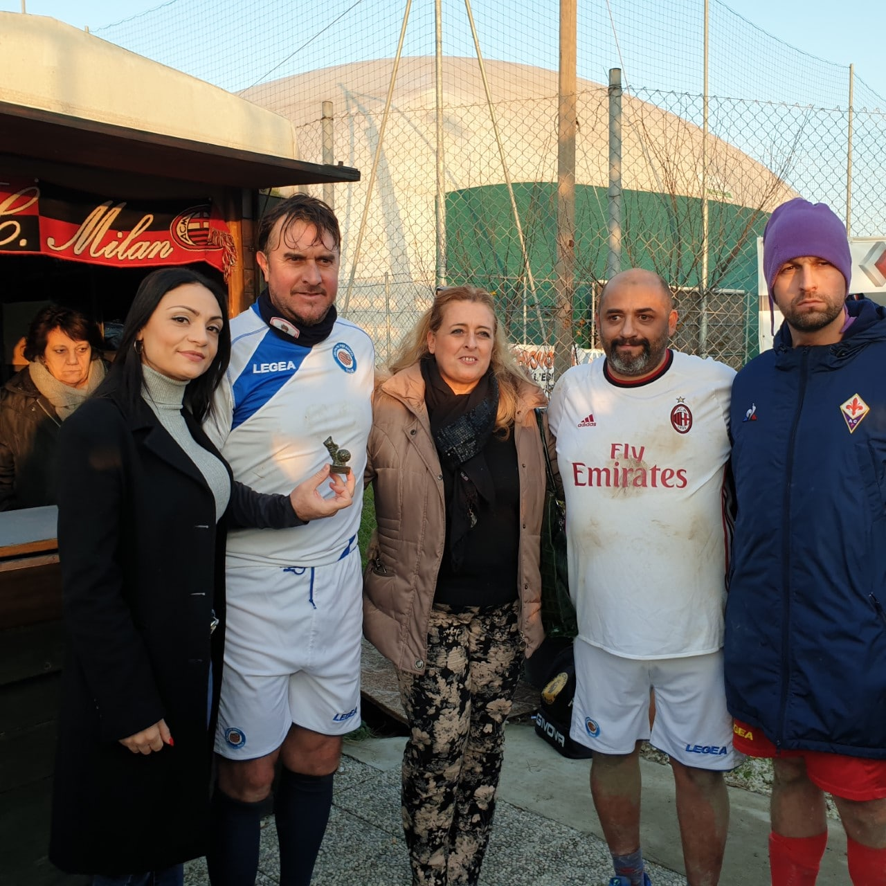 """""""Un calcio alla SLA"""", evento di beneficenza a Quarrata del 5 gennaio 2020"""